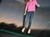 Irene, night, arty trampoline shot