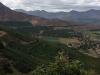 The vista from Rodrigo's avocado farm