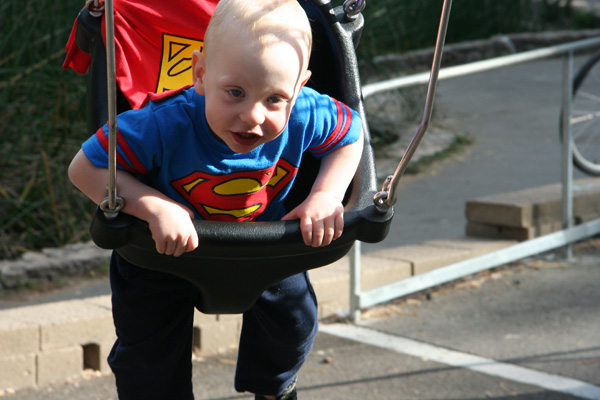Sam the Anti-Preemie: More swing