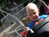 Sam the Anti-Preemie: The artsy swing shot