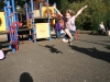 Sam the Anti-Preemie: Really... she can fly, just ask her!