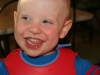 Sam the Anti-Preemie: Such a happy boy