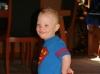 Sam the Anti-Preemie: Sam on his 2nd Birthday