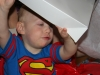 Sam the Anti-Preemie: All these gifts... and I want to play with a box