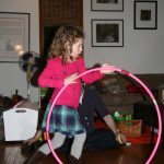 Mastering the art of the hoola hoop