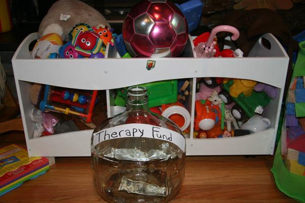 Sam the Anti-Preemie Therapy Fund
