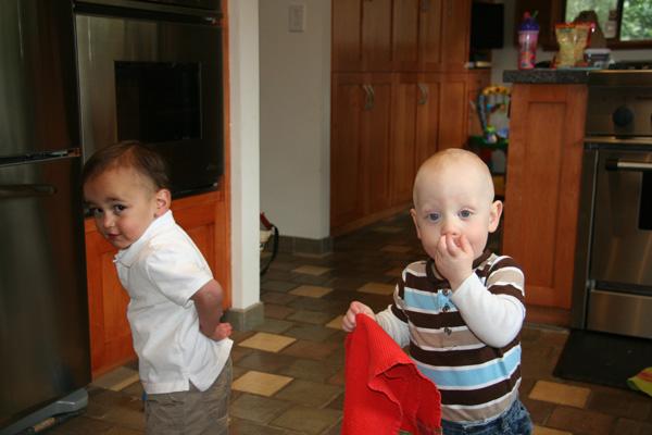Sam the Anti-Preemie and Bennett