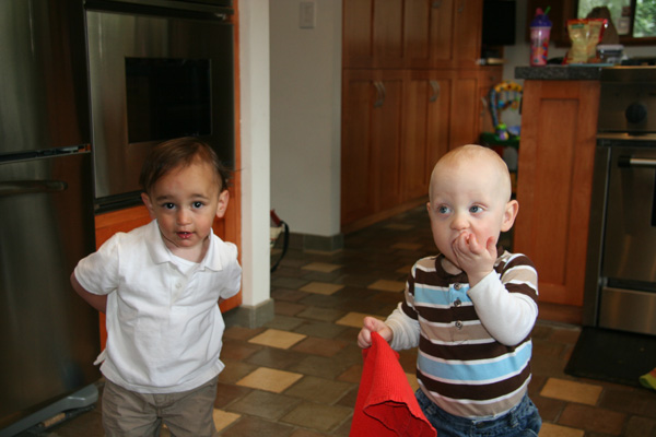 Sam the Anti-Preemie and Bennett