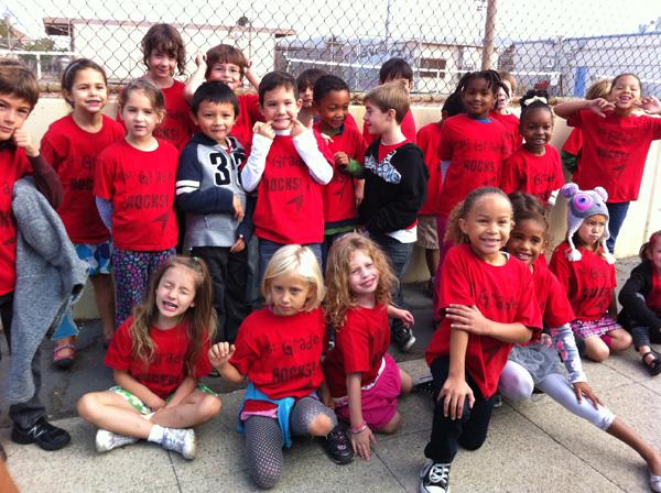 Sam the Anti-Preemie: Irene's Thornhill 1st Grade Class