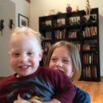 Sam the Anti-Preemie and Irene