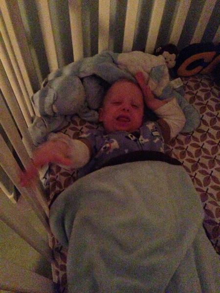 Sam The Anti-Preemie: Now
