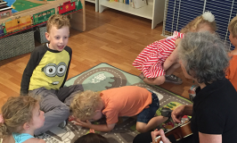 Sam the Anti-Preemie: The Last Music Class