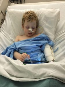 Sam the Anti-Preemie: Year in review